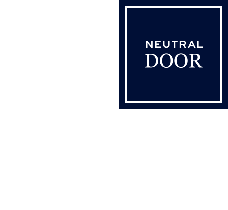 We can make your ideal style!NEUTRAL DOOR